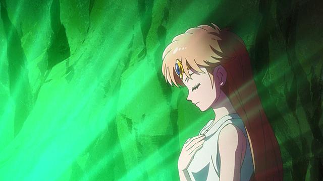 ダイとレオナ姫 場面3