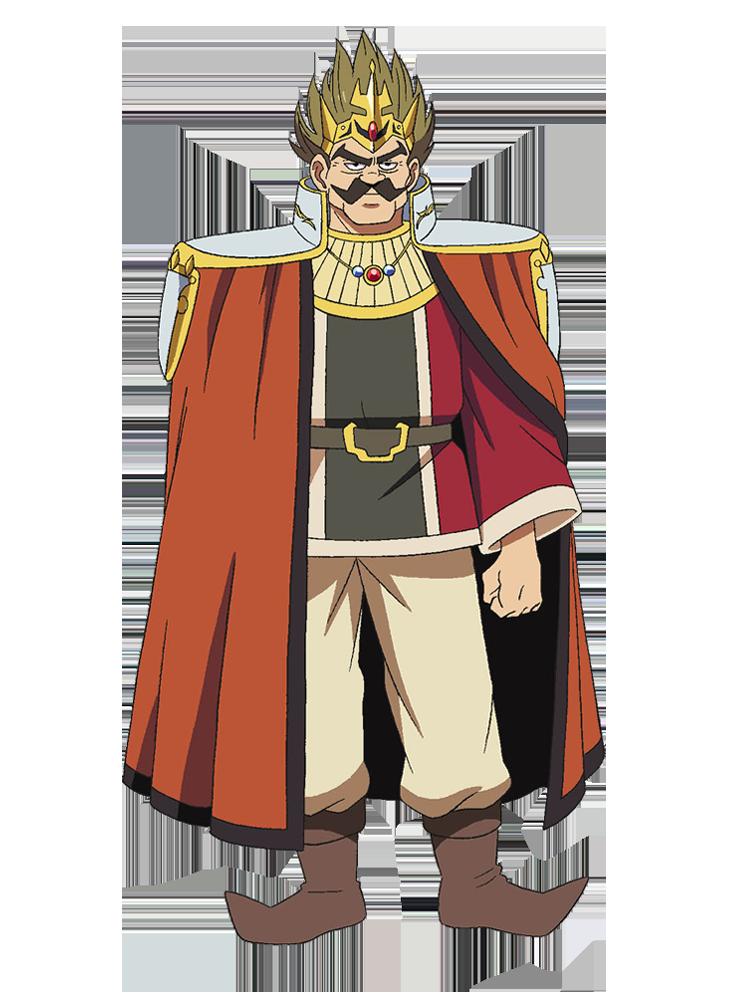 ベンガーナ王