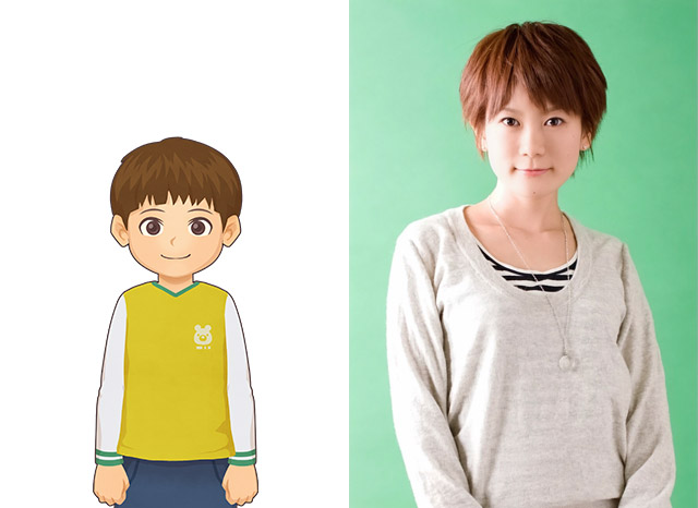 大熊北斗:小林由美子さん
